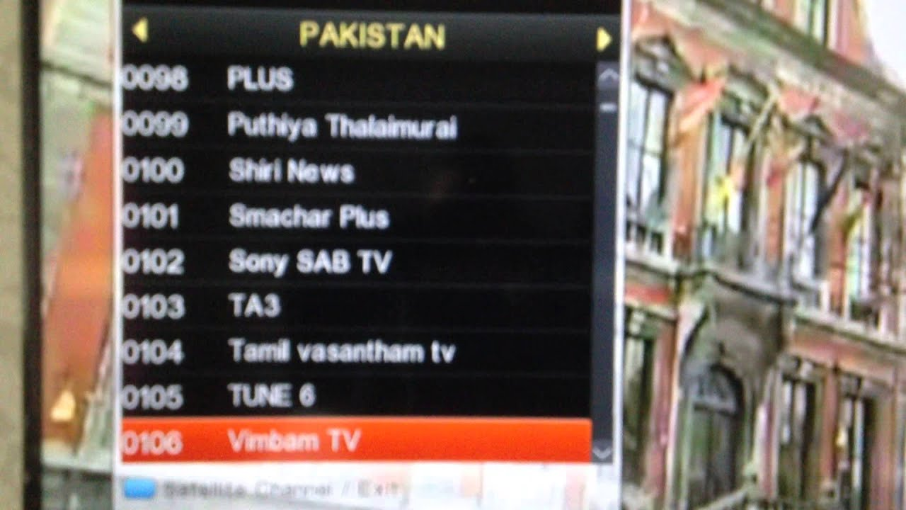 MediaLink IPTV channels by Data-sat Stockholm