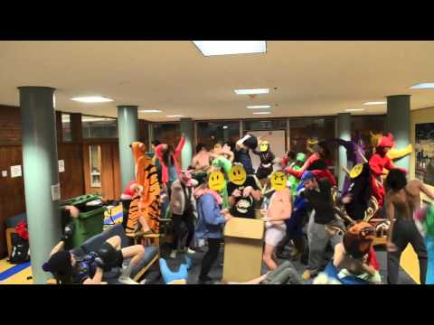 Harlem Shake (Gardner Hall Edition)
