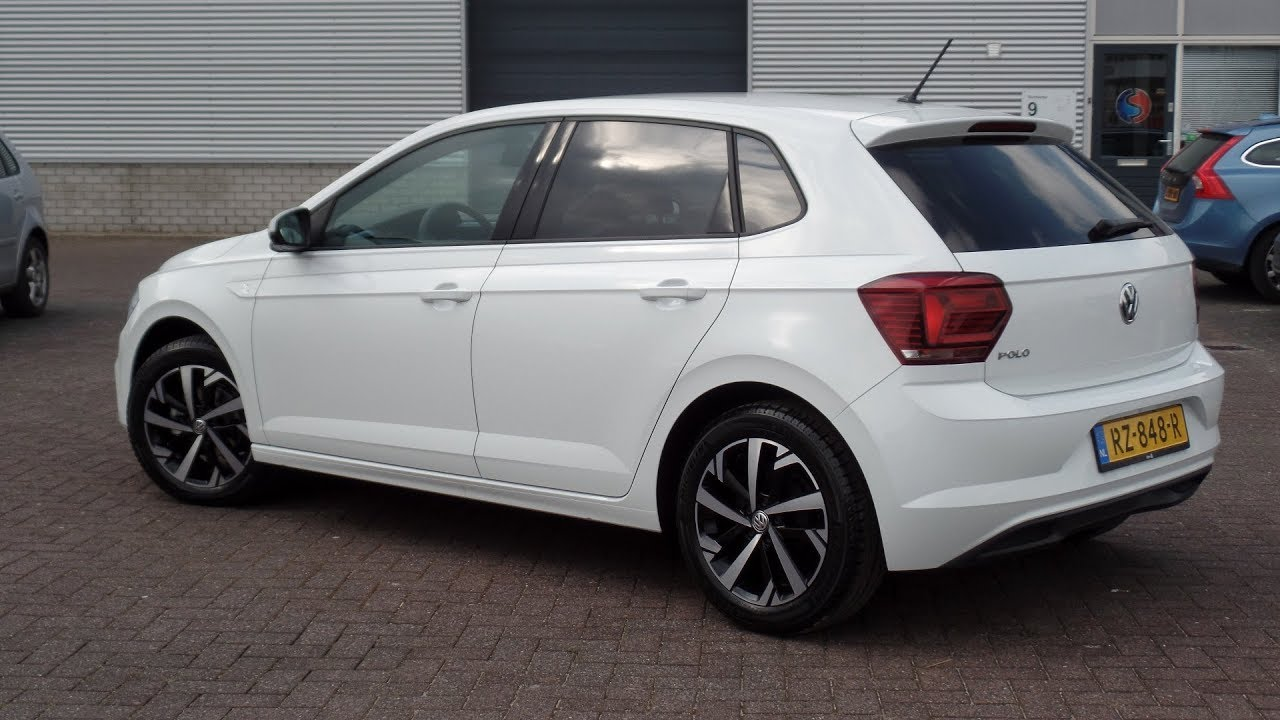 Volkswagen NEW 2018 Polo Highline style Pure White Torsby ...