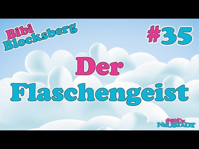 Inside Neustadt - Der Bibi Blocksberg Podcast #35 Der Flaschengeist