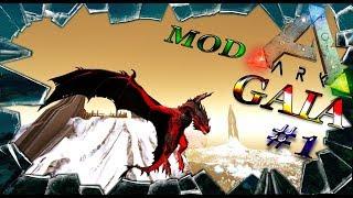 ARK: Survival Evolved обзор видов животных Gaia #1 (моды в Арк Сурвайвал)