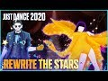 Just Dance 2020: Rewrite The Stars by Zac Efron & Zendaya | The Greatest Showman | Fanmade Mashup