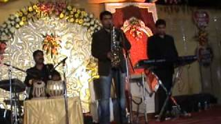 Yeh Shaam Mastani-Kati Patang-Instrumental Saxophone (Vikas Gautam).wmv