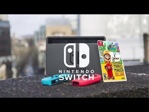 Super Mario Maker Deluxe Trailer - Nintendo Switch
