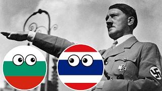 Союзники Гитлера №2 : Болгария, Таиланд