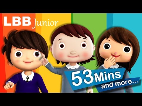 Making Friends Song | And Lots More Original Songs | From LBB Junior!