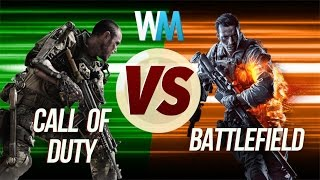 Repeat youtube video Battlefield VS Call of Duty: Which is the Best?
