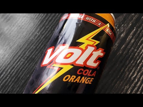 Volt Cola Orange