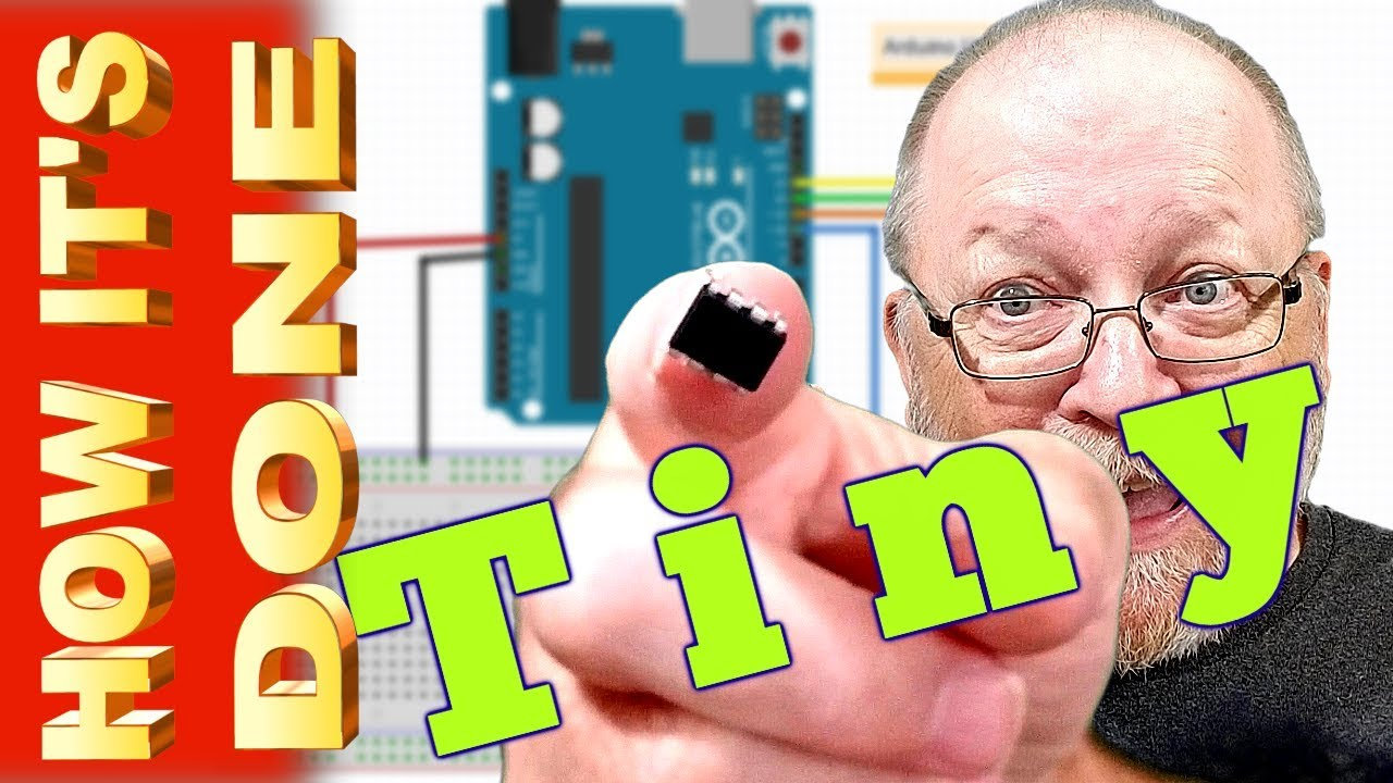 What Is An ATtiny 85 & How To Program It With Your Arduino Uno
