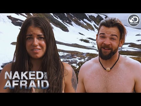 Surviving In The Cold Alaskan Tundra | Naked And Afraid