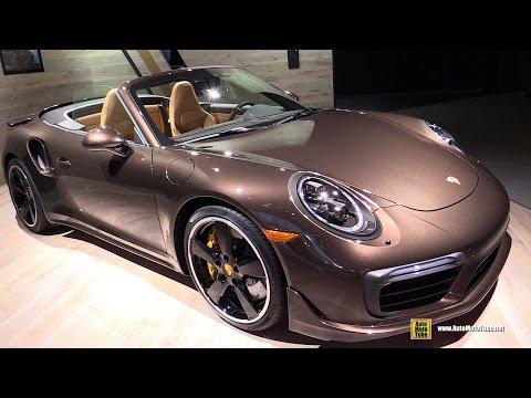 2017 Porsche 911 Turbo S Convertible Exterior And Interior Walkaround 2016 La Auto Show Youtube