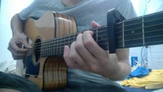 Khúc hát cho em guitar cover