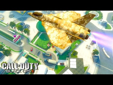 Call Of Duty Black Ops 2 - Death From Above!! - BO2 Stream With Friends