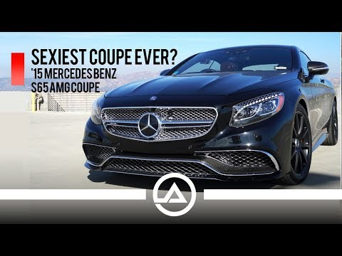 Sexiest Coupe Ever? Mercedes S65 AMG Coupe