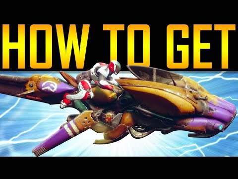 Destiny 2 - HOW TO GET A PIKE! WARP GATES! LOST SECTOR!