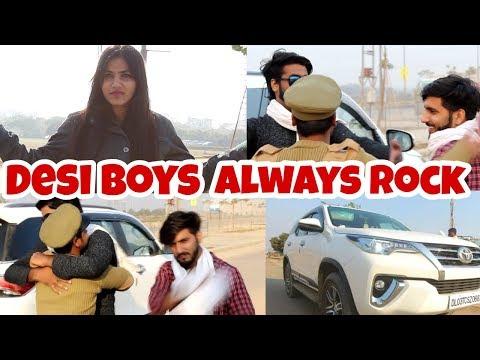 Desi Boys Always Rock | Chalu ladki | We Are One