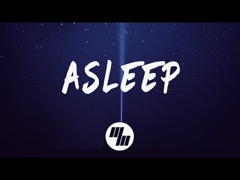 pluko - asleep (Lyrics / Lyric Video) feat. MOONZz