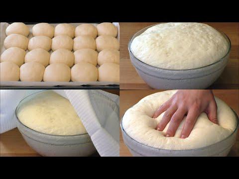Как приготовить несдобное тесто