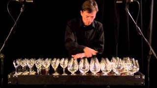 Glass Harp - Prelude in C Major - Bach - BWV 846