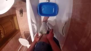 Ребят фирамир спятил снял гипс с ноги?(Точно дебил., 2016-05-25T17:06:35.000Z)