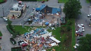 Tropical Storm Cindy spawns Alabama tornado