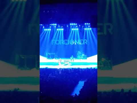 Foreigner Live At Casino Rama August 29th 2019
