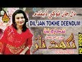 Download Dil Jan Tokhe Deendum - Nighat Naz - Album 7 - HD  MP3 song and Music Video