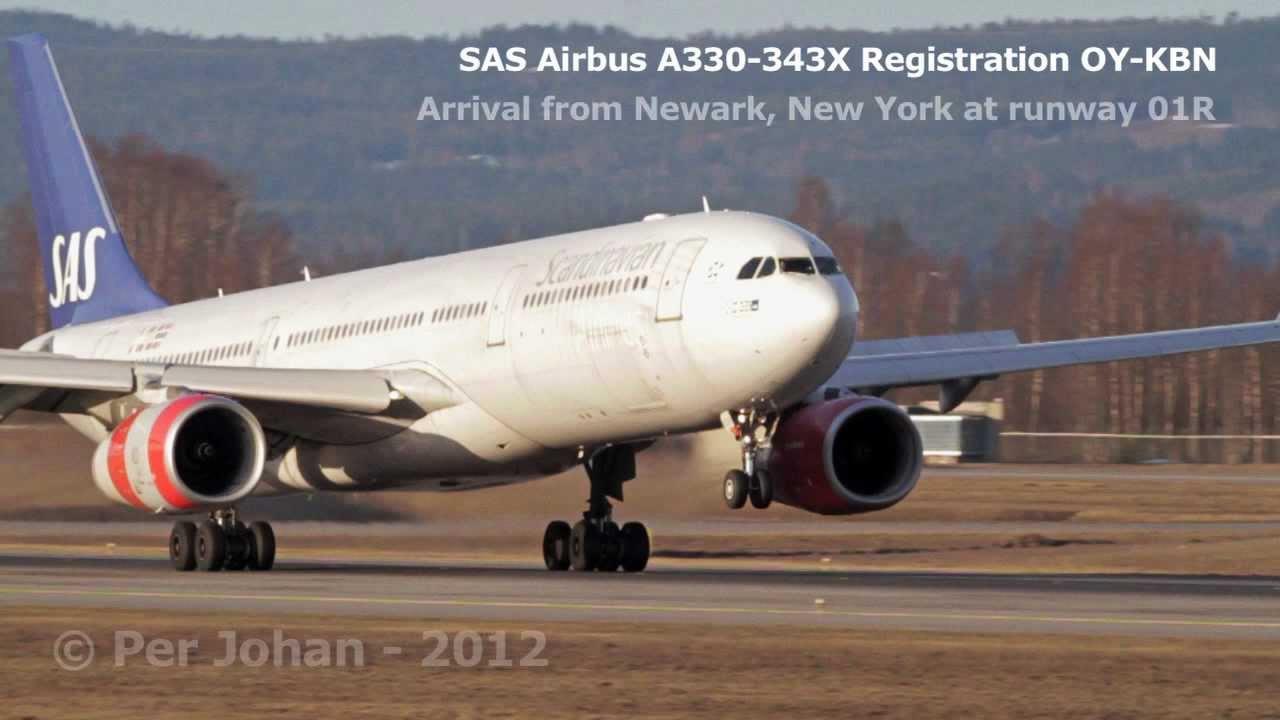 airbus a330 sas