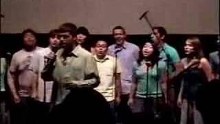 Circle of Life - UCLA ScatterTones A Cappella (2006)