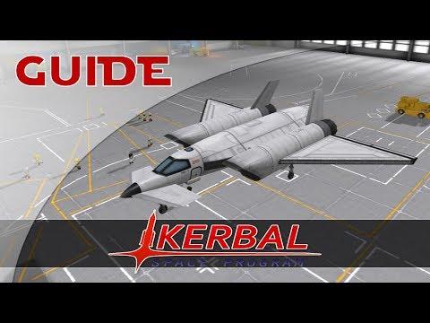 SPH / Design d'avions - Guide #3 - Kerbal Space Program