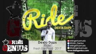 Dexta Daps - Ride - April 2017