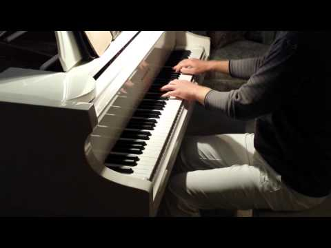 Eminem - TIll I Collapse (NEW PIANO COVER)