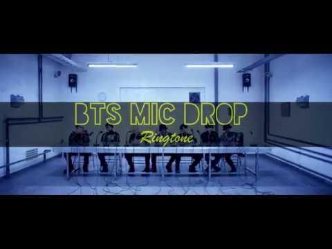 BTS MIC DROP (INSTRUMENTAL) Ringtone DOWNLOAD