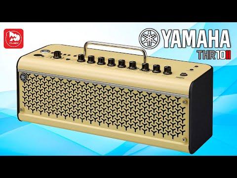 Моделирующий гитарный комбик с Bluetooth - YAMAHA THR10II