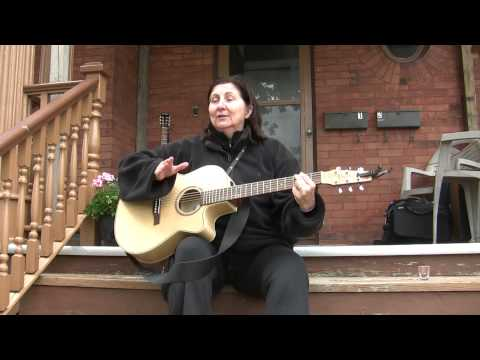 Musical Underground Ottawa Day One - Angela
