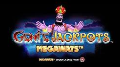 Online Slots - MASSIVE WIN - Genie Jackpots Megaways !!