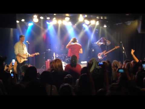 Magic Rude Live in Montreal 02/20 @ournameismagic Magic! ba