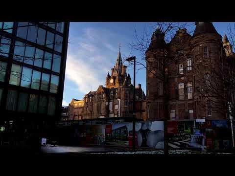 Edinburgh City Walk: Newington To Artisan Roast