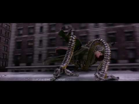 Spider-Man 2 Train Fight but the score is the Wallace and Gromit Train Chase Music
