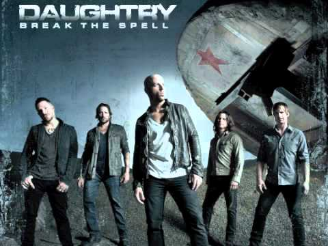 Daughtry spaceship official youtube