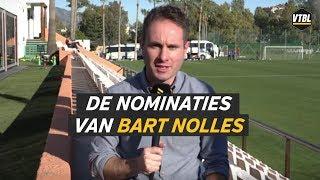 Speler van de eerste seizoenshelft: De nominaties van Bart Nolles - VTBL