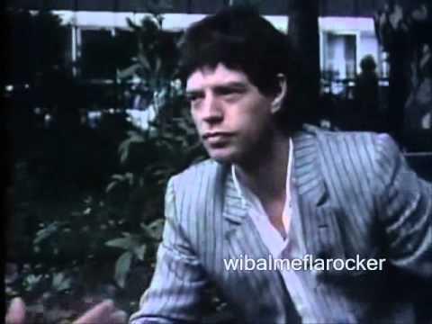 Mick Jagger 1980 Fantástico (19...