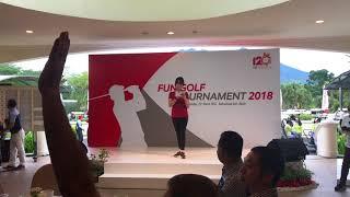 MC Fun Golf Exxon Mobil Indonesia