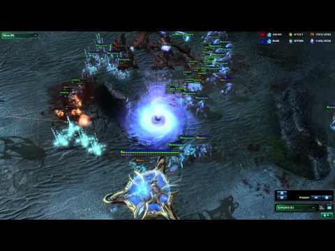 StarCraft 2 4v4 Diamond - part 1/2 from YouTube · Duration:  10 minutes