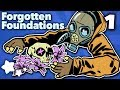 The Forgotten Foundations Part 1 - The History of Sci Fi - Extra Sci Fi - #4
