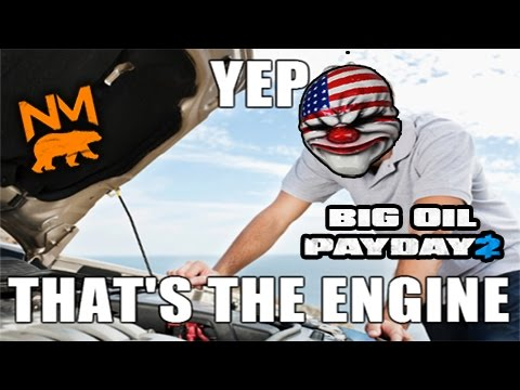 Big Oil Solo Stealth Guide - PAYDAY 2