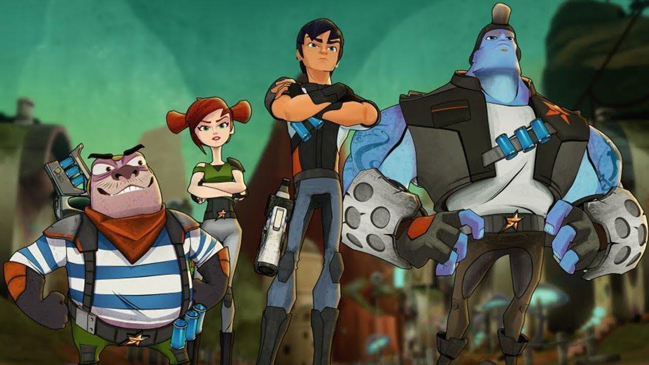Download 🔥 Slugterra EP 1-10 🔥 Full Episode Compilation 🔥 MEGA COMPILATION 🔥 Cartoons for Kids HD