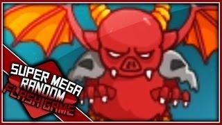 Family Rush - Der Teufel hat mein Baby! | Super Mega Random Flash Game