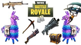 Fortnite SAVE THE WORLD Deluxe Edition Founders Pack - Opening 8 Pinata Packs For LOOT