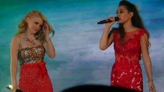 JESSICA SANCHEZ & HOLLIE CAVANAGH - When You Believe (Solaire Turns One Concert!)